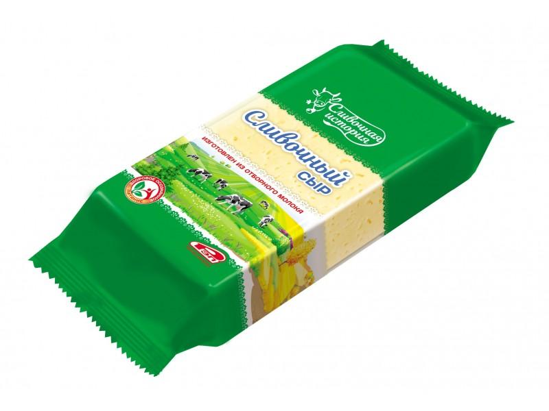 Сыр «Сливочный», 45%
