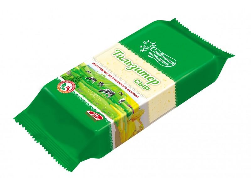 Сыр «Тильзитер», 45%